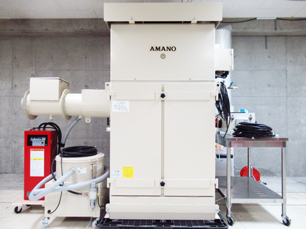 AMANO アマノ 自動消火装置 集塵機 PiF-60D 粉体供給装置 買取