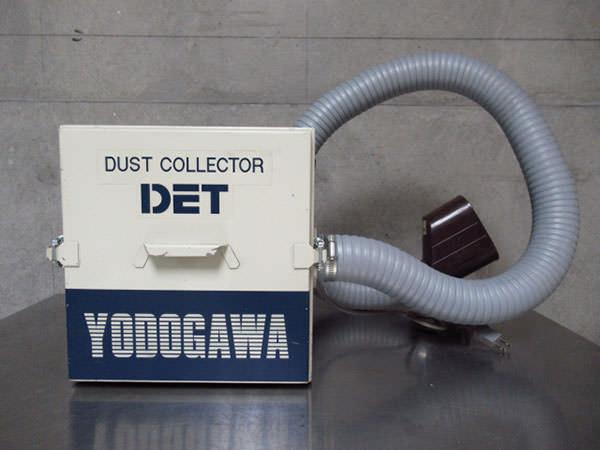淀川電機 小型集塵機 DET100A ダストコレクター 買取