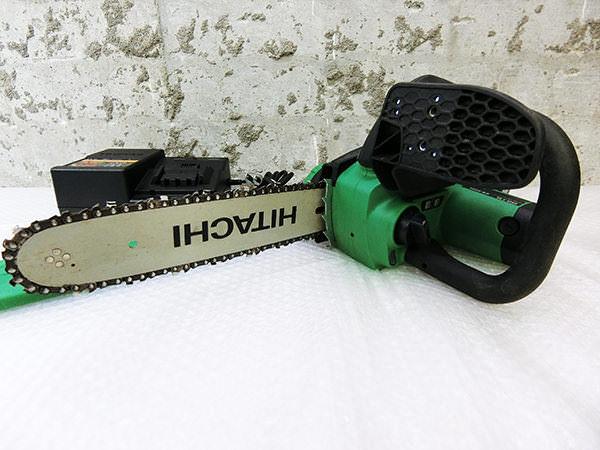 HIKOKI 日立工機 コードレスチェンソー CS36DL 36V リチウムイオン電池 バッテリー 2.0Ah BSL3620  UC36YL2 急速充電器 買取