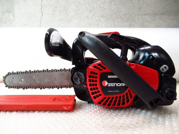 ZENOAH ゼノア チェンソー G2000T 買取