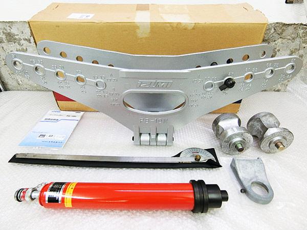 泉精器製作所 油圧式パイプベンダ PB-10N 買取