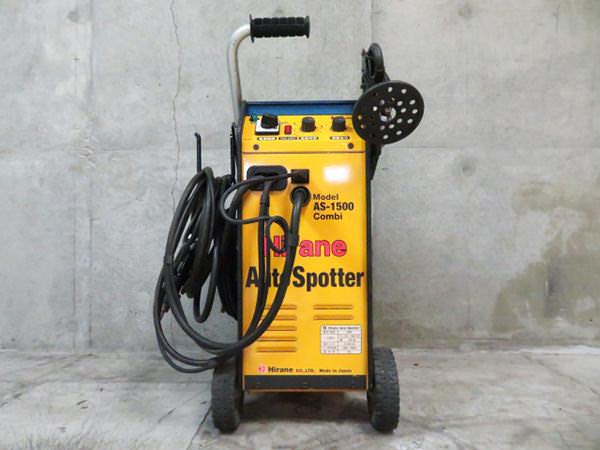 スポッター溶接機