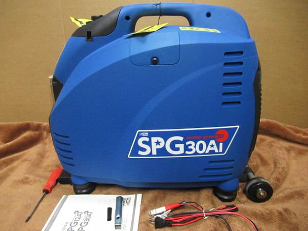 日本テクノ 発電機 spg30ai 買取