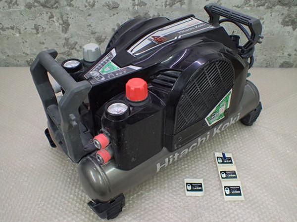 日立工機 高圧エアコンプレッサ EC1445H2 買取