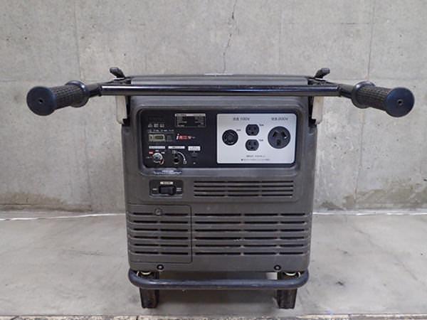 インバーター発電機2