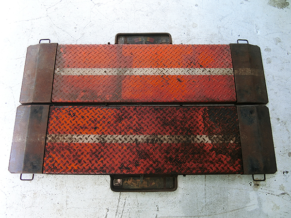 バンザイ WB-12 サイドスリップテスター
