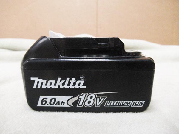 マキタ BL1860B 18V 6.0Ah 純正 バッテリー