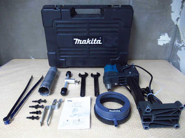 マキタダイヤコアドリルDM122 買取