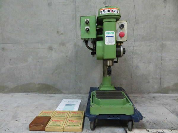 KIRA キラ タッピングボール盤 KTV-1 買取