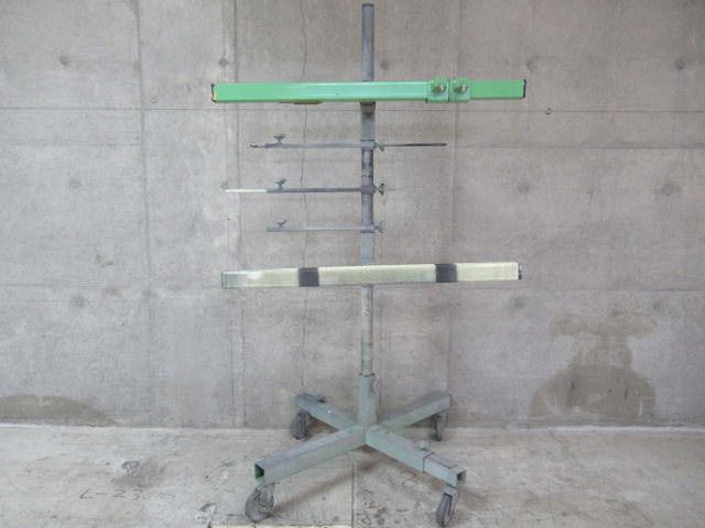 KTC 京都機械工具 塗装台 塗装スタンド 買取