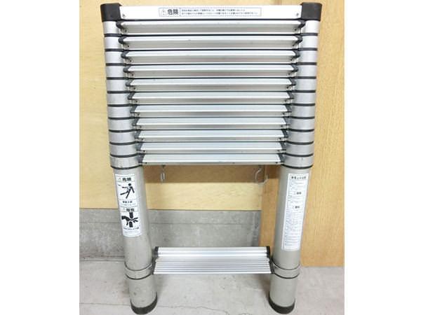 ハセガワ 伸縮はしご HP-38 ピックアップラダー アルミ合金製 買取