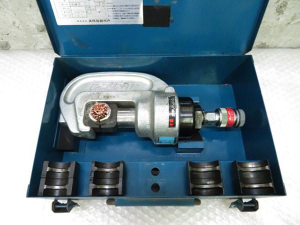 泉精器製作所  油圧式工具 16号B  圧着工具 買取