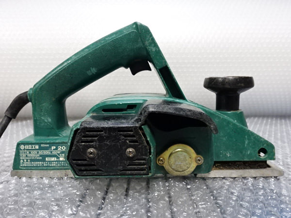 HIKOKI 日立工機 電気かんな 82mm P20 買取