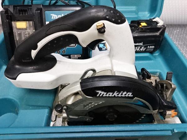マキタ 丸のこ 125mm SS540D 14.4V 3.0Ah バッテリ 充電器 買取