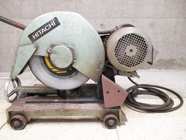 HIKOKI 日立 高速切断機 405mm CC16SB 買取