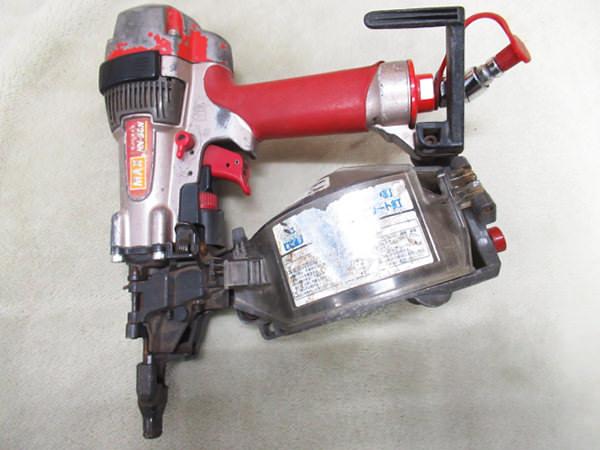 MAX マックス スーパーネイラ 高圧釘打機 HN-50N 買取
