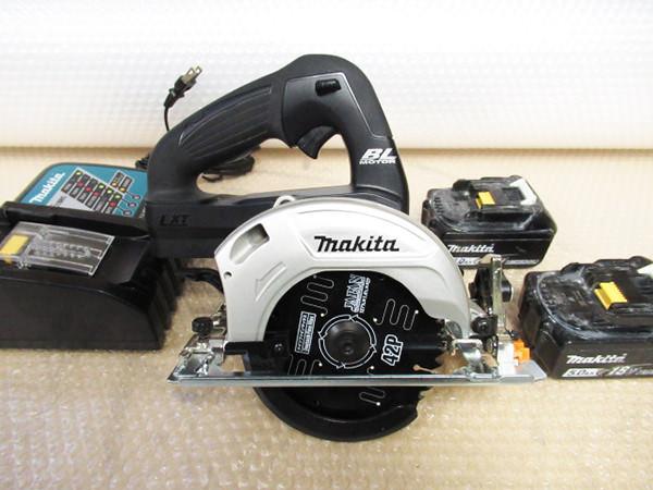 マキタ 充電式マルノコ 125m HS471D 買取