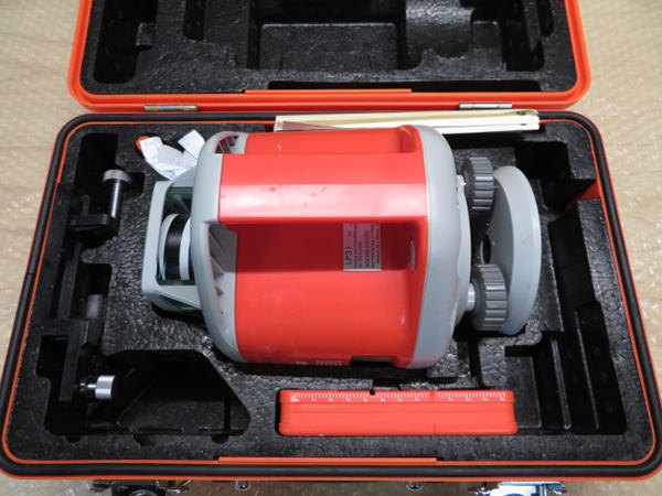 ソキア SOKKIA 測量機 レーザーレベル LP31 買取