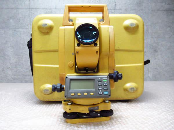 トプコン トータルステーション GPT-3005 買取