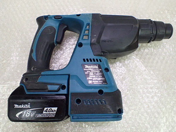 マキタ ハンマドリル 24mm HR244D 買取