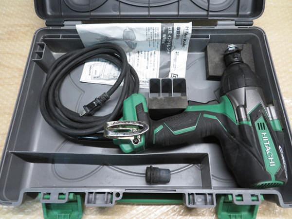 日立工機 ハイコーキ HiKOKI インパクトレンチ 16mm  WR16SE 買取