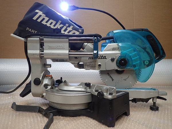 マキタ スライドマルノコ 165mm  LS0612FL 買取