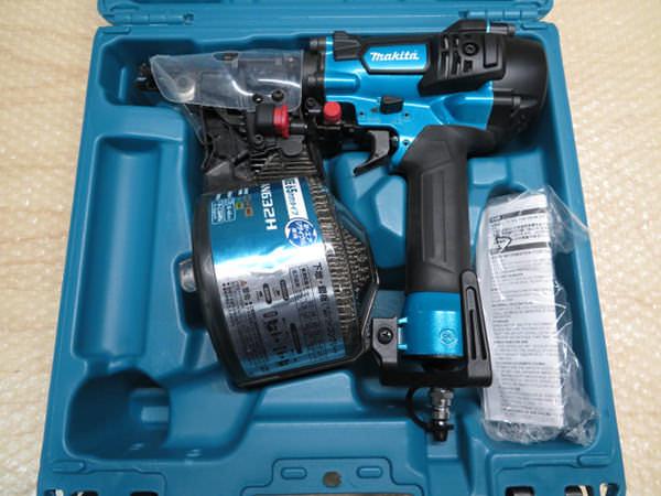 マキタ 高圧エア釘打機 65mm AN632H 買取