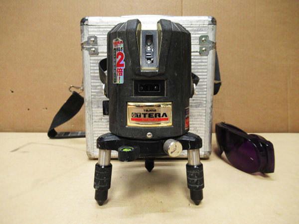 タジマ 高輝度レーザー 墨出し器 GT-TERAシリーズ  GT4R-Xi 買取