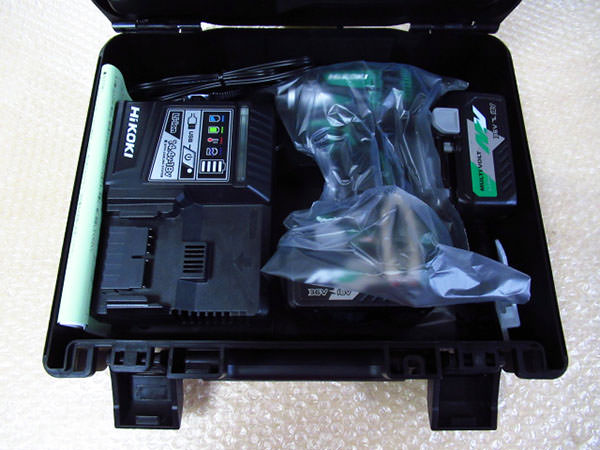 HIKOKI 日立工機 コードレスインパクトドライバWH360A 36V 2XP 買取