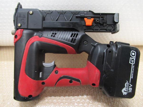 MAX マックス 充電式フィニッシュネイラ TJ-35FN1-BC50A 買取