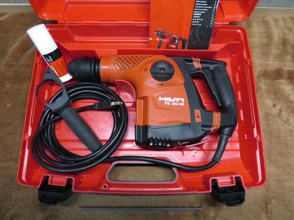 ヒルティ ハンマドリル TE30-M-AVR 買取