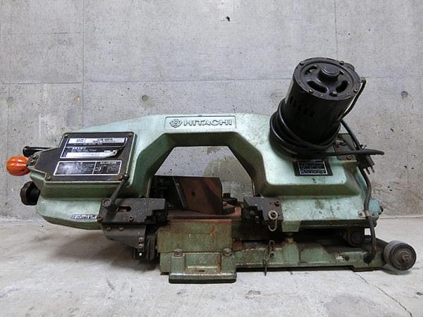 HIKOKI 日立工機 ロータリバンドソー CB18FA 185mm 買取