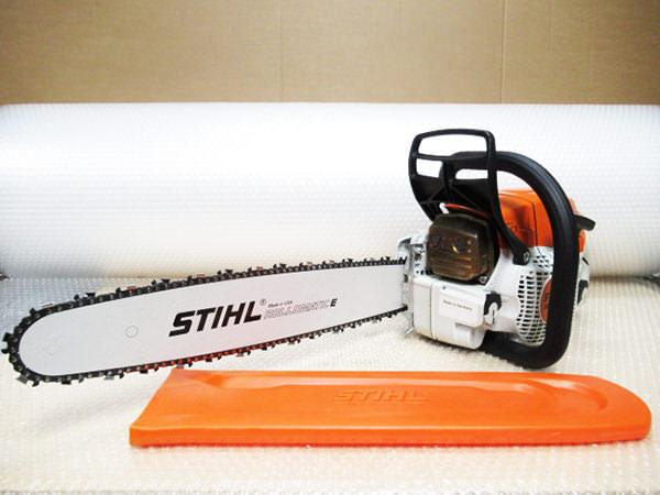 STIHL スチール エンジンチェーンソー MS261 2015年製 買取