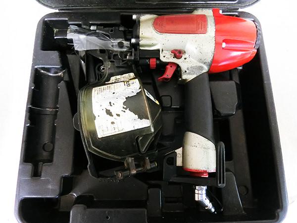 マックス 釘打機 常圧コイルネイラ CN-665S 買取