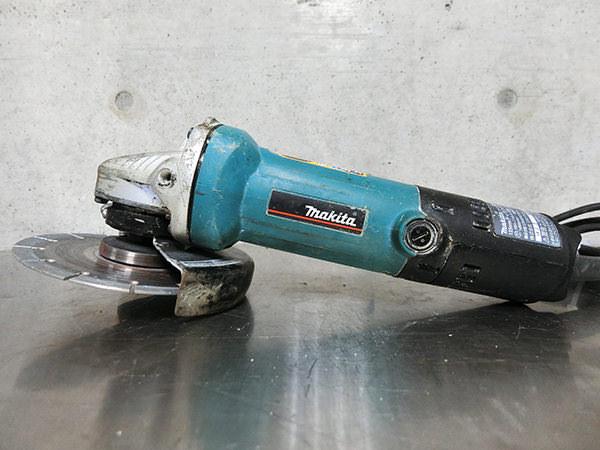 マキタ ディスクグラインダー 9535B 125mm 買取