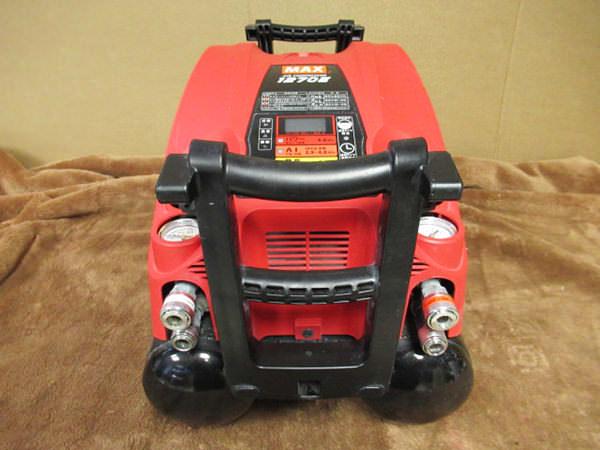 マックス 高圧エアコンプレッサ  AK-HL1270EI 買取