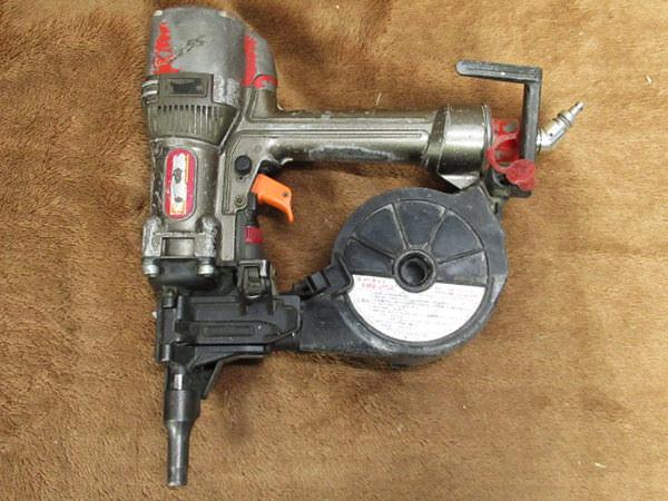 MAX マックス コンクリートピンネイラ 釘打機 HN-25C 買取