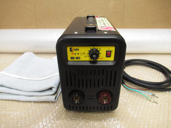 キシデン工業 インバーター溶接機 XH-161  200V