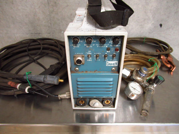 ダイヘン TIG溶接機 MINI 200P  VRTPM-200(S-1) 100200V兼用 買取