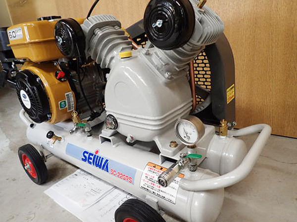 エンジンコンプレッサー2