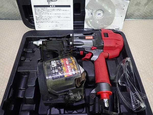 MAX マックス 高圧コイルネイラ HN-90N3 買取