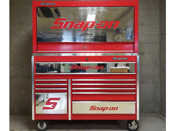 Snap-On スナップオン KRA2454PBO KRL722PBO 工具箱